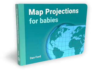 Map Projections for Babies