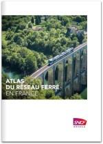 Atlas du réseau ferré en France (cover)