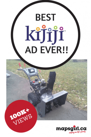 Best Kijiji ad ever