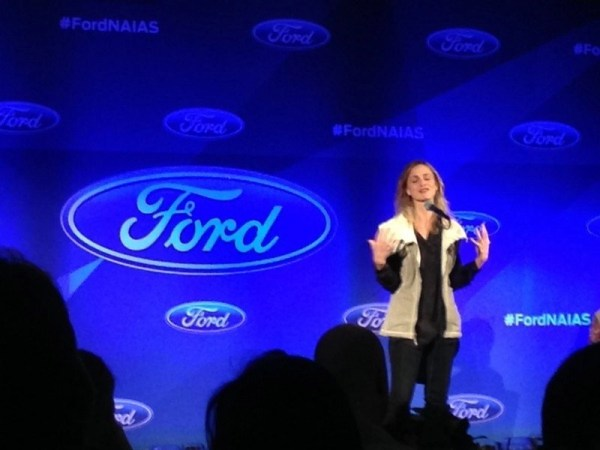 #FordNAIAS - The Moth