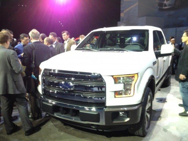 2015 Ford F-150 FordNAIAS