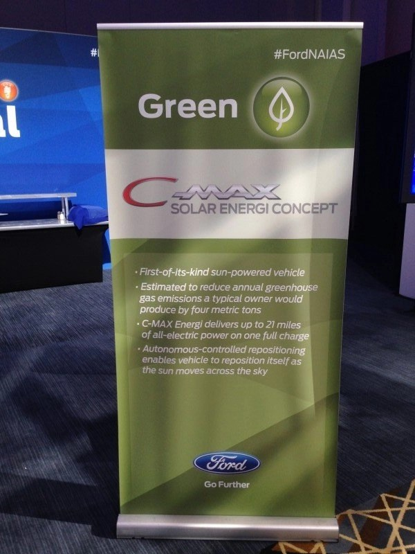 FordNAIAS Solar Power