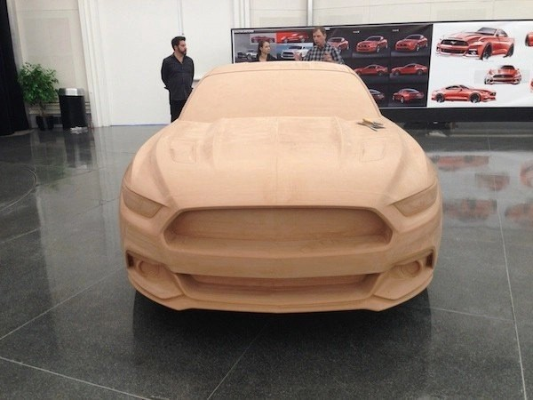 FordNAIAS 2015 Mustang Redesign