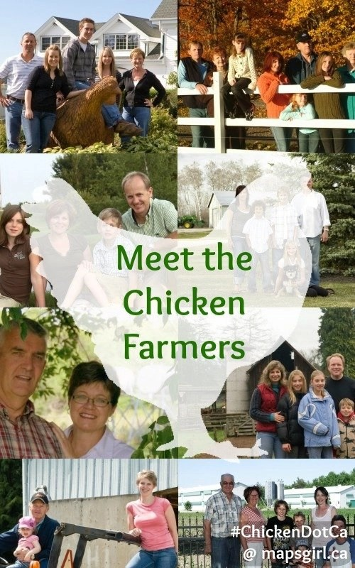 Meet the Chicken Farmers - #ChickenDotCa