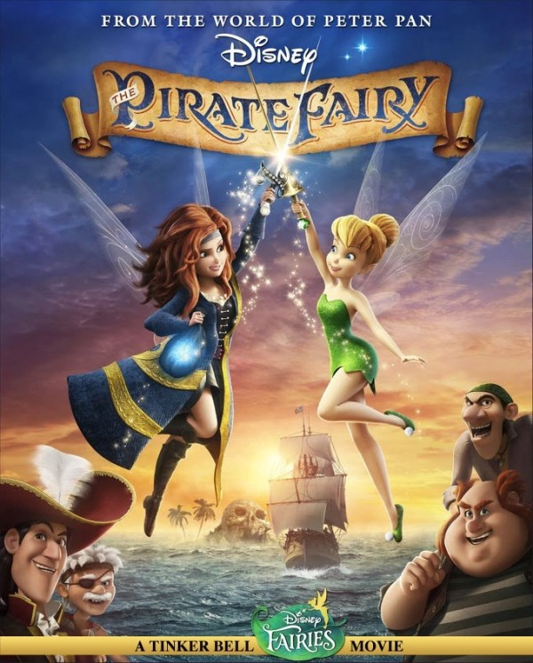 Pirate Fairy Advanced Screening Giveaway
