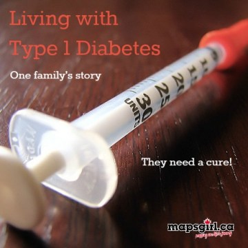 Living with Juvenile Diabetes
