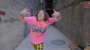 """Tacky"" Weird Al's parody of Pharrell's Happy #WordlessWednesday"