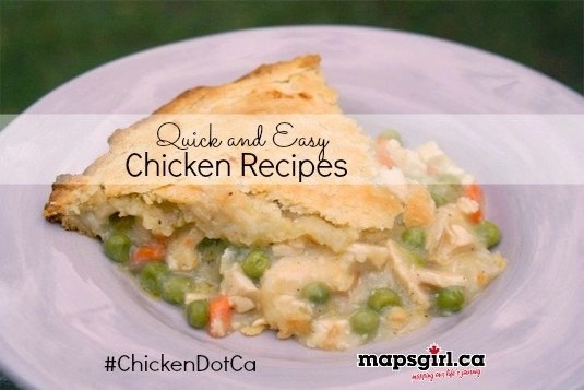 Quick and Easy Chicken Recipes #ChickenDotCa