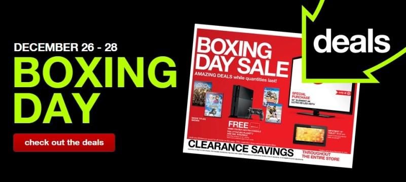 2014 Target Canada Boxing Day Deals @ mapsgirl.ca