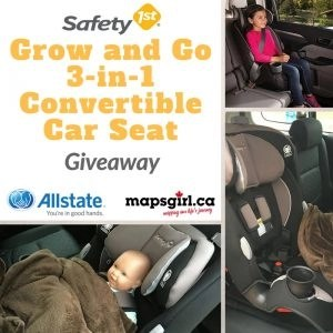 Safety 1st Grow and Go Giveaway @ mapsgirl.ca