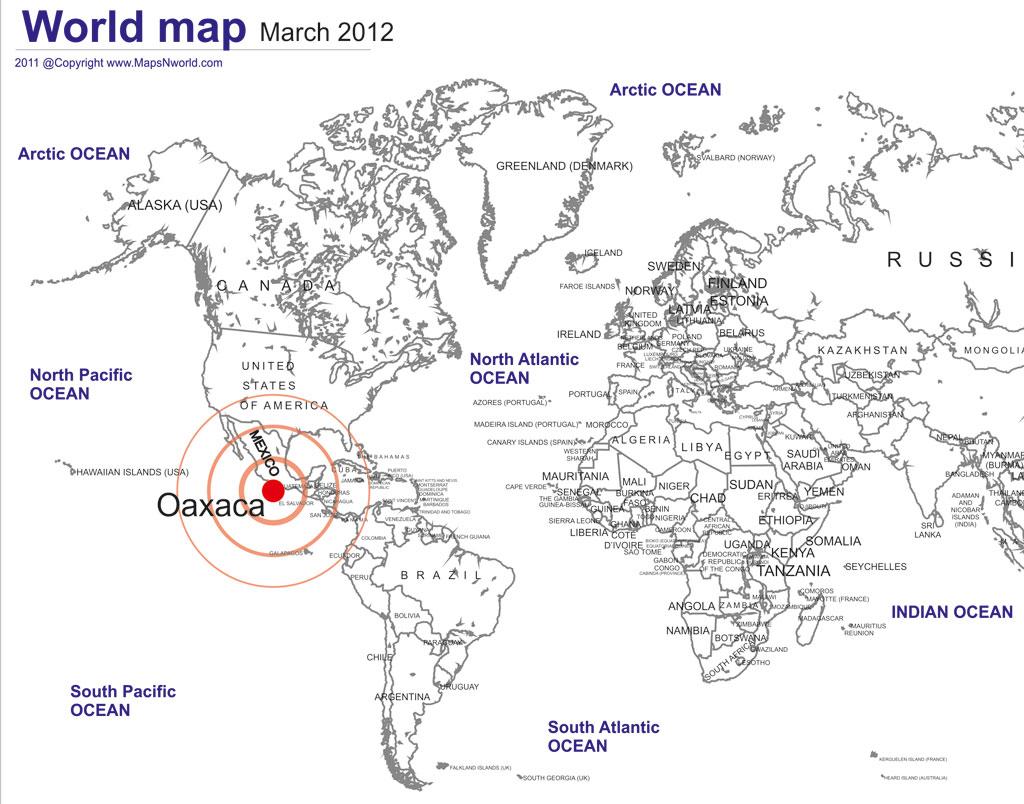 Mexico Earthquake 7 6 Magnitude