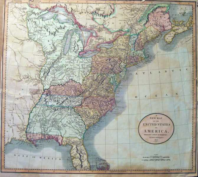 1800 s Pennsylvania Maps