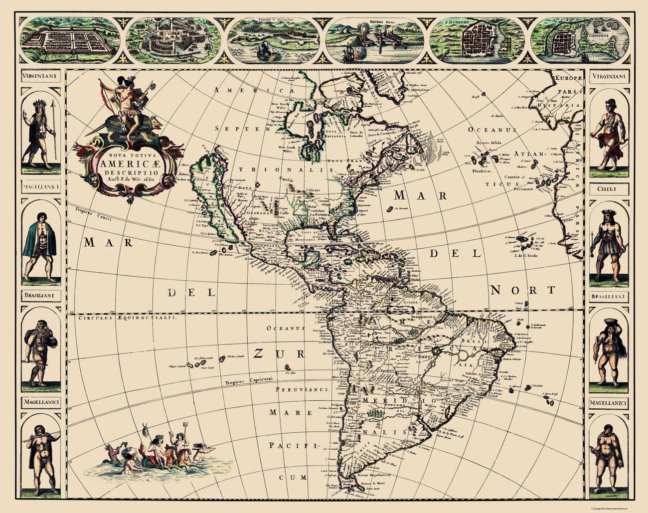 Old International Maps