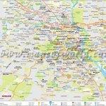 Delhi Map City Map Of Delhi Capital Of India