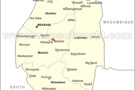 swaziland map location » Another Maps [Get Maps on HD] | Full HD ...