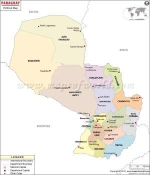Where Is Caaguazu Paraguay Caaguazu Caaguazu Map Interior Design - Where is asuncion