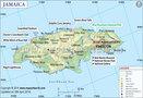 Jamaica Map