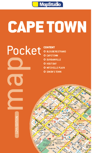 Cape Town Pocket Map