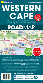 Road Map Western Cape