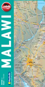 Malawi Adventure Road Map