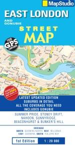 East London, Gonubie Street Map