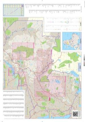 Zambia Globetrotter Map