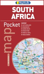 South Africa Pocket Map - ePDF