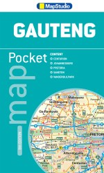 Gauteng Pocket Map - ePDF