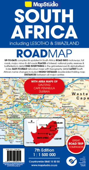 Road Map South Africa