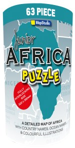 Puzzle Africa Junior 63 pieces