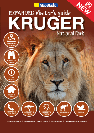 Expanded Visitor's Guide Kruger National Park