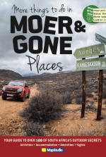 More Things to do in Moer and Gone Places