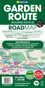 Garden Route Road Map