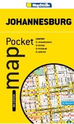 Pocket Map Johannesburg 8th cover