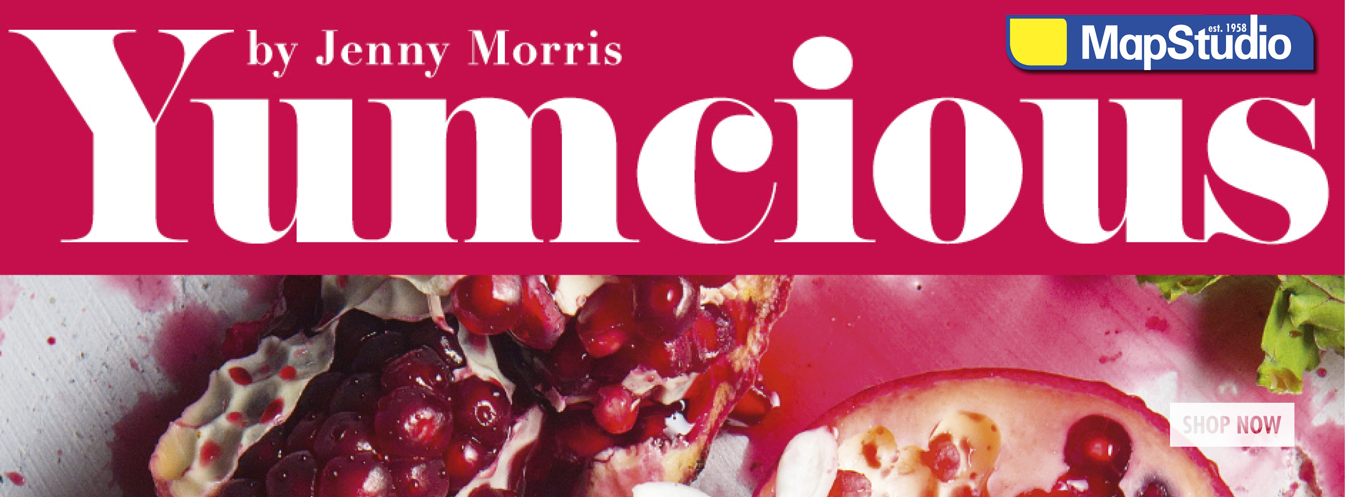 Yumcious by Jenny Morris