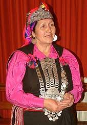Lonko Juana Calfunao