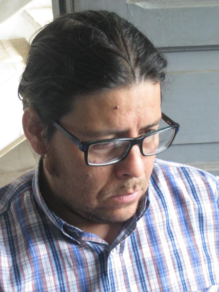 3. Jorge Huichalaf Díaz