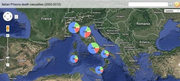 Deaths in Italian Prisons