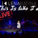 Lena Katina LIVE in Rome