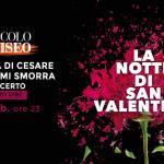 La Notte di San Valentino – Noemi Smorra & Bianca Di Cesare LIVE @ Piccolo Eliseo, 14 febbraio 2017
