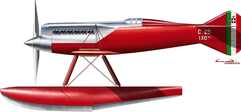 Regia Aeronautica Reparto Alta Velocit Desenzano Brescia 1929