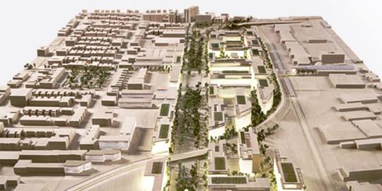 Outremont Campus Model