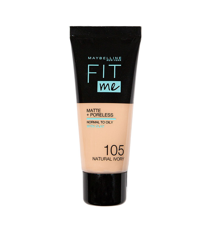 Maybelline Foundation 105 Fit Me