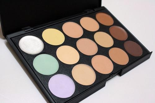 Paletas De Correctores Makeup
