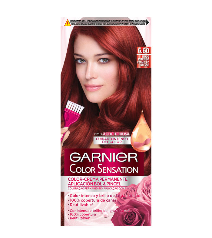 Comprar Garnier Coloracin Color Sensation 660 Rojo
