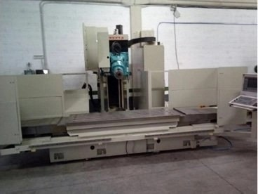Fresadora Bancada Fija Anayak  Vh 2200 – Control Heidenhain 410