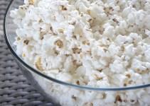 Los beneficios para la salud de las palomitas de maíz