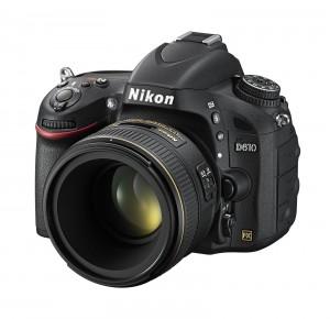 AFS58 Nikon D610