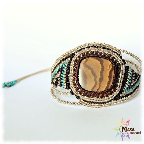 Mara-Macrame-Bijoux-Micro-Macrame-Pierres-Naturelles-Bracelet
