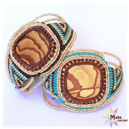 Mara-Macrame-Bijoux-Micro-Macrame-Pierres-Naturelles-Bracelets